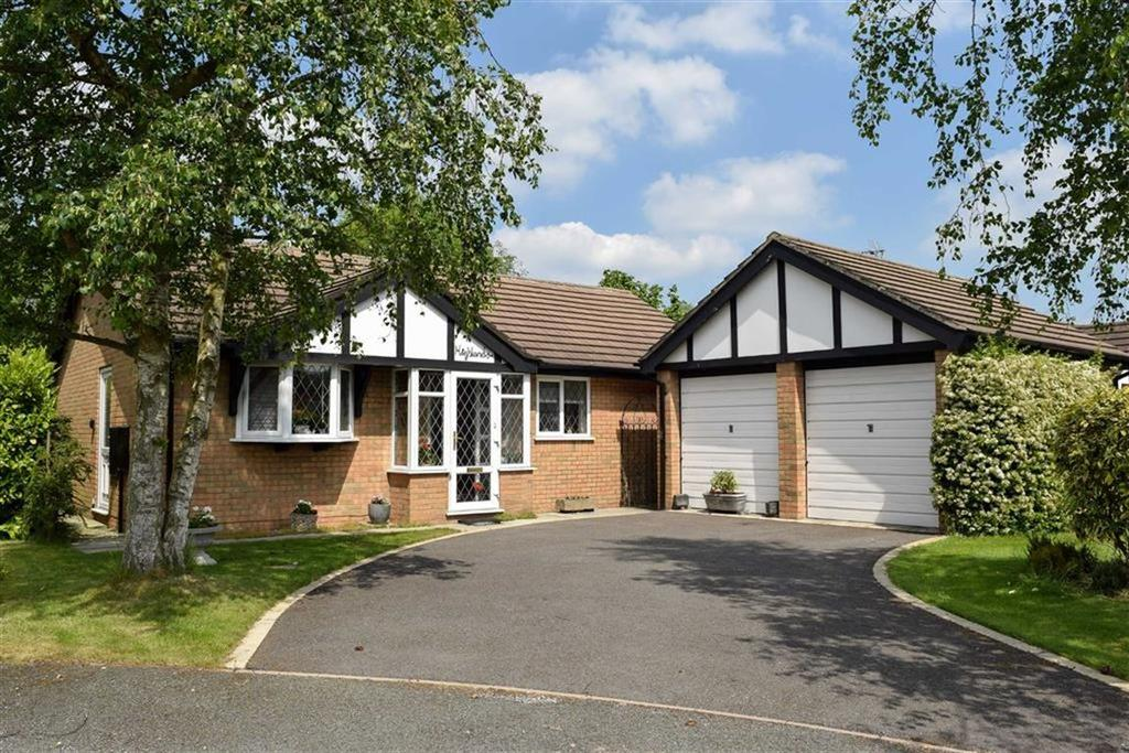3 Bedrooms Detached Bungalow for sale in Braemar Close