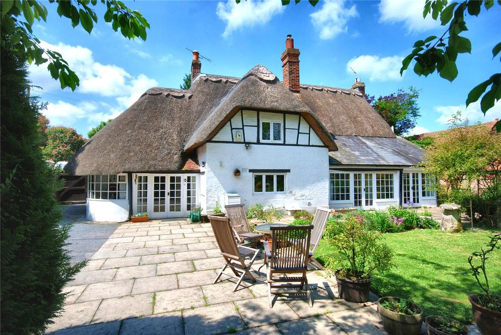 4 Bedrooms House for sale in Salisbury Road, Breamore, Fordingbridge, Hampshire, SP6