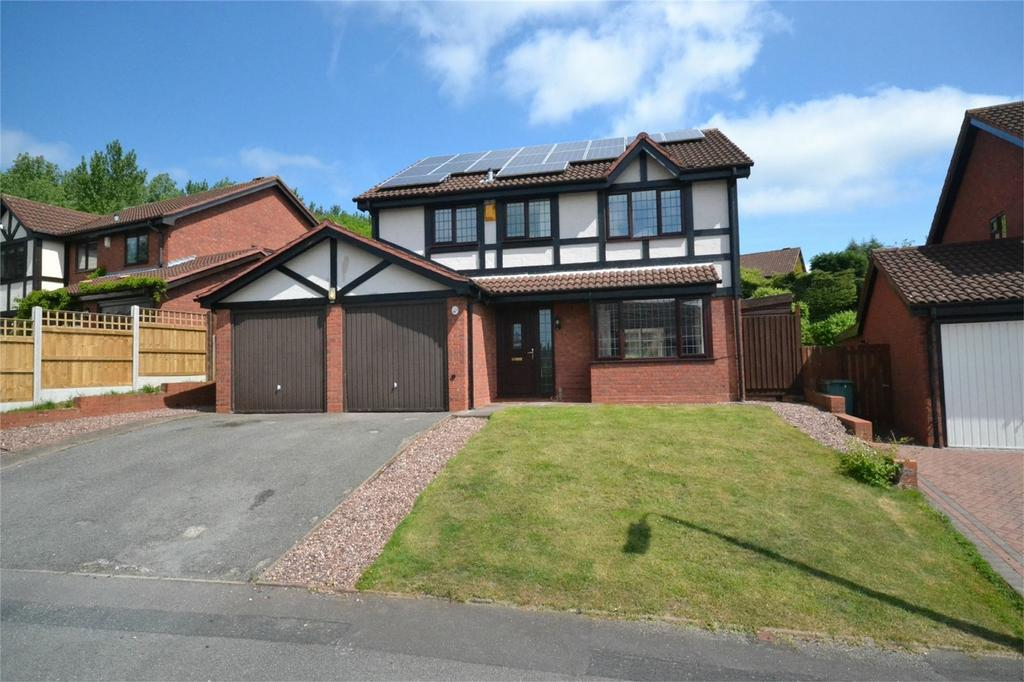 4 Bedrooms Detached House for sale in Bryony Way, Priorslee, Telford, Shropshire