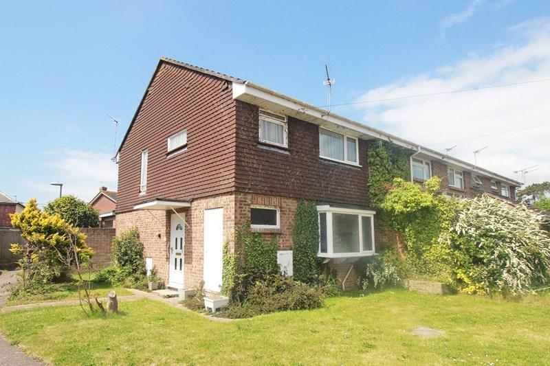 2 Bedrooms End Of Terrace House for sale in Vicarage Way, Burton, Christchurch