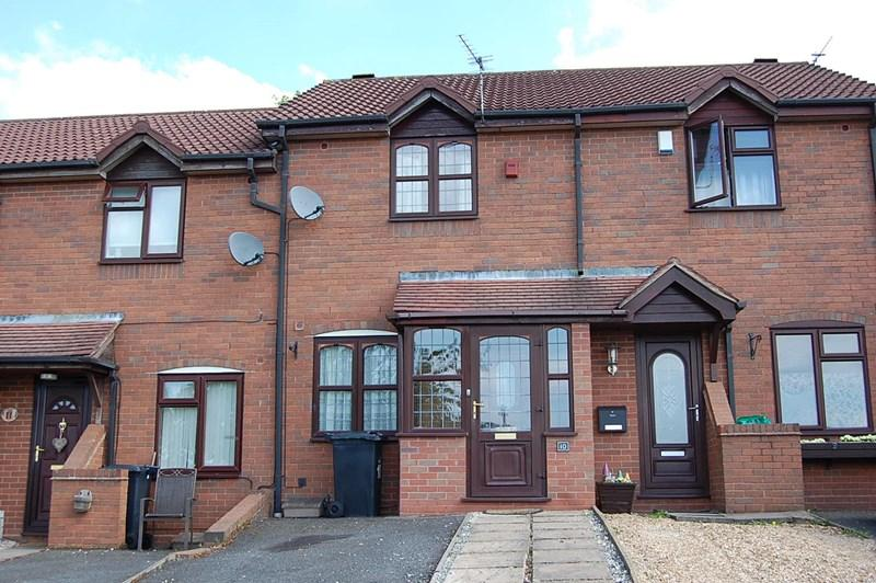 2 Bedrooms Town House for sale in Rubens Close, Upper Gornal, Dudley