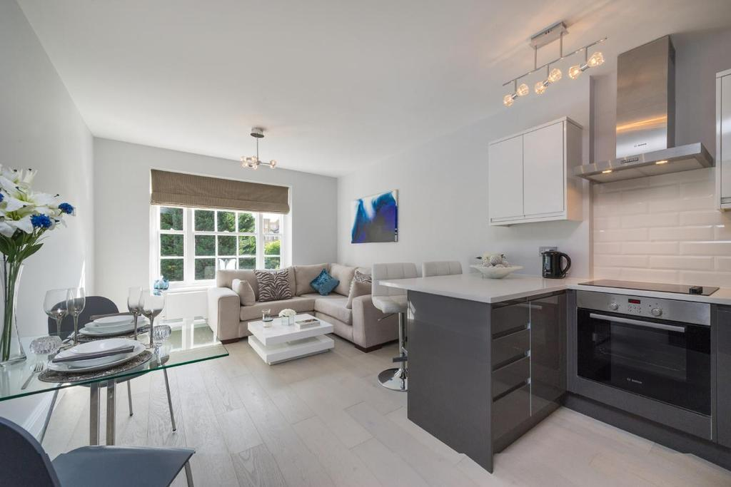 2 Bedrooms Flat for sale in Carlton Hill, St John's Wood, NW8