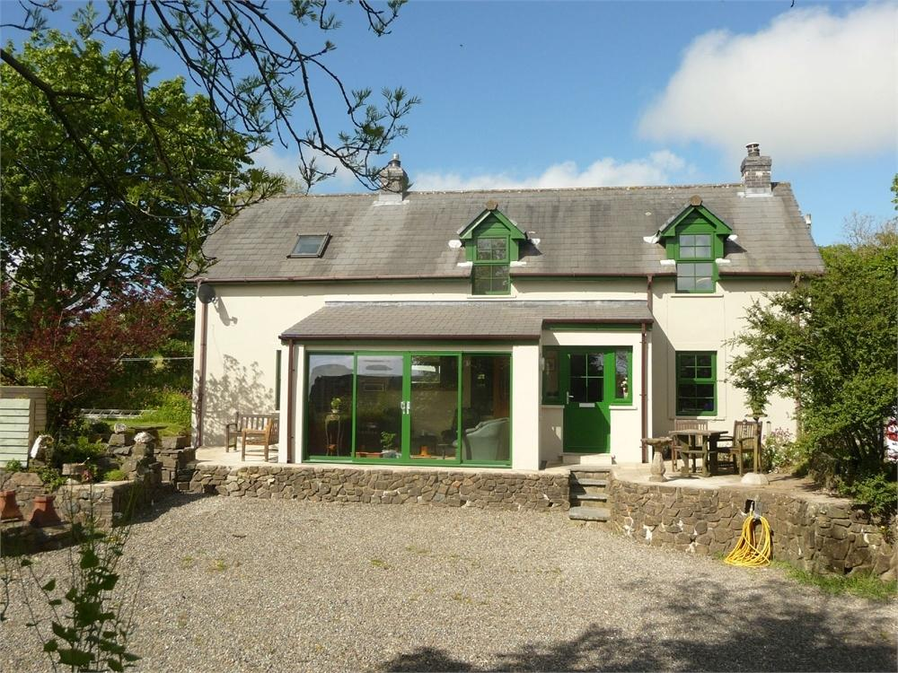 2 Bedrooms Cottage House for sale in Penlan Cottage, Llysyfran, Clarbeston Road, Pembrokeshire