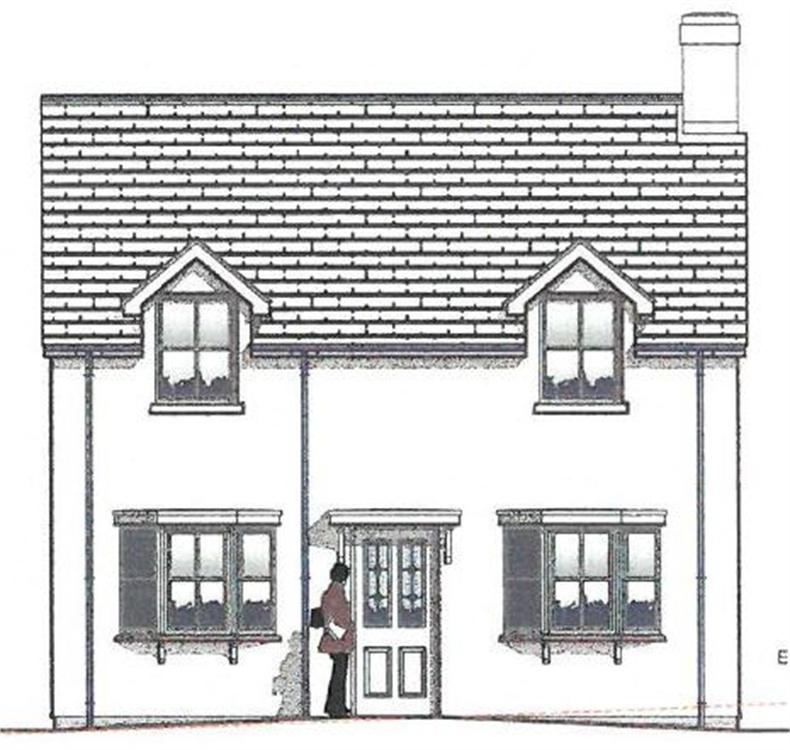 Plot Commercial for sale in Building Plot opposite Bethel Chapel, Puncheston, Haverfordwest, Pembrokeshire