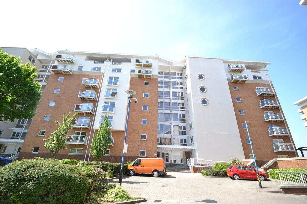 2 Bedrooms Apartment Flat for sale in Penstone Court, Chandlery Way, Cardiff Bay, Cardiff, CF10