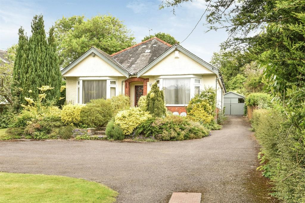 2 Bedrooms Detached Bungalow for sale in Winchester, Hampshire