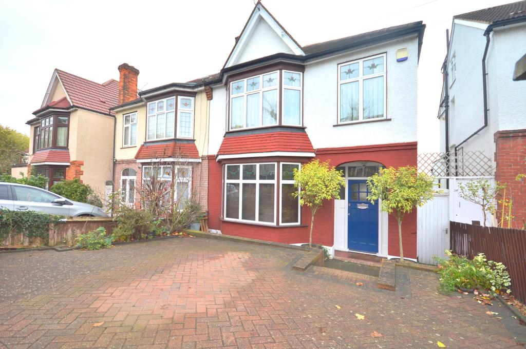 3 Bedrooms Semi Detached House for sale in Polsted Road Catford SE6