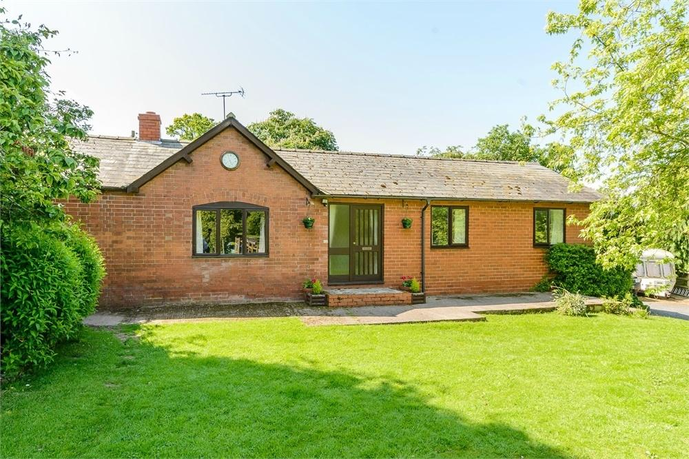 3 Bedrooms Detached Bungalow for sale in Yazor, Herefordshire