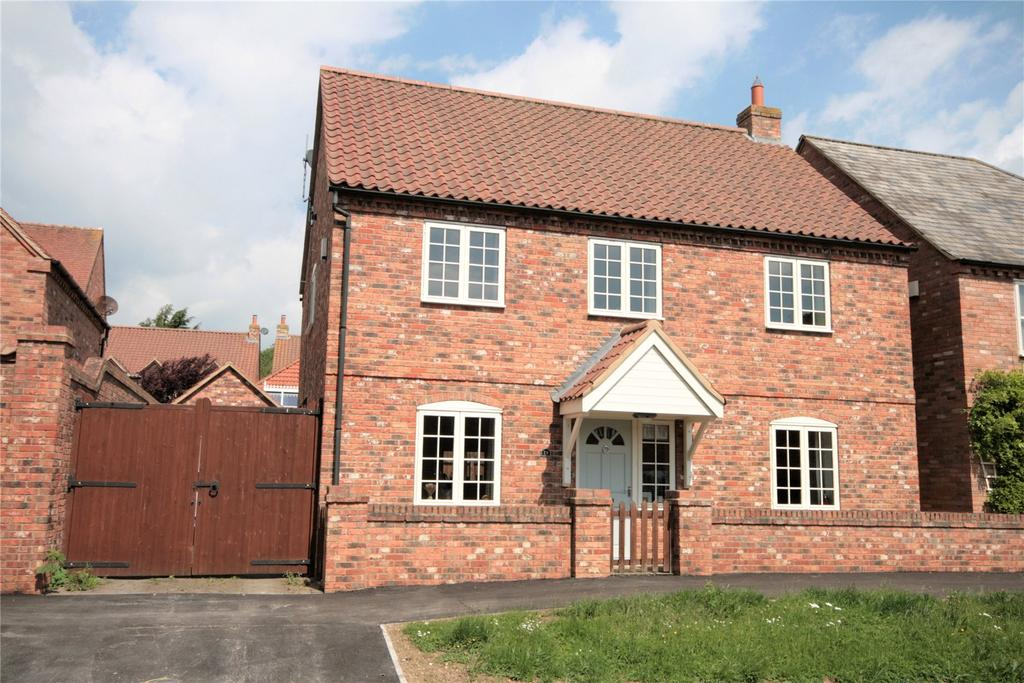 4 Bedrooms Detached House for sale in Nocton Park Road, Nocton, LN4