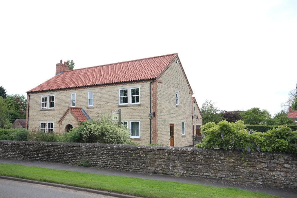 5 Bedrooms Detached House for sale in Back Lane, Cammeringham, LN1