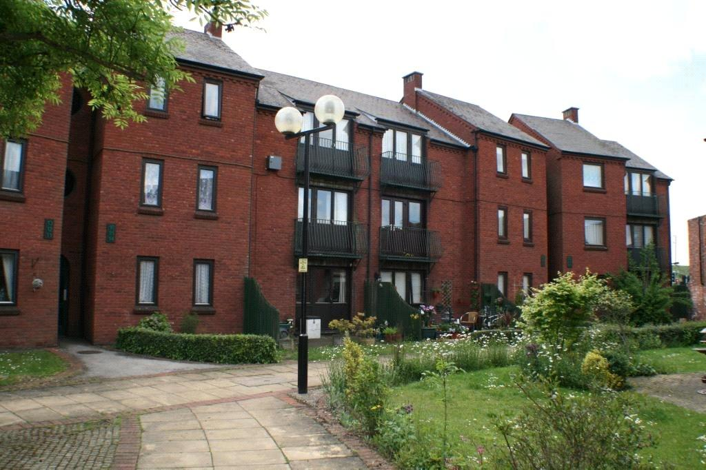 2 Bedrooms Flat for sale in Great Northern Court, Grantham, NG31