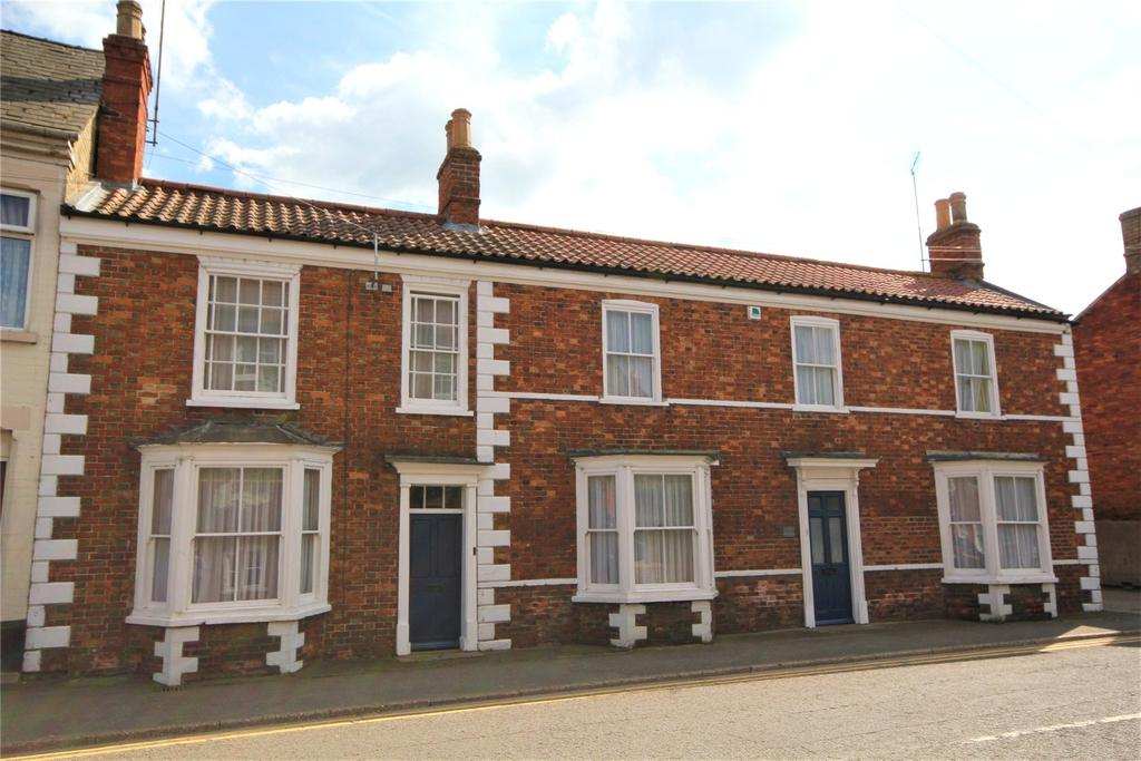 5 Bedrooms Semi Detached House for sale in High Street, Heckington, NG34