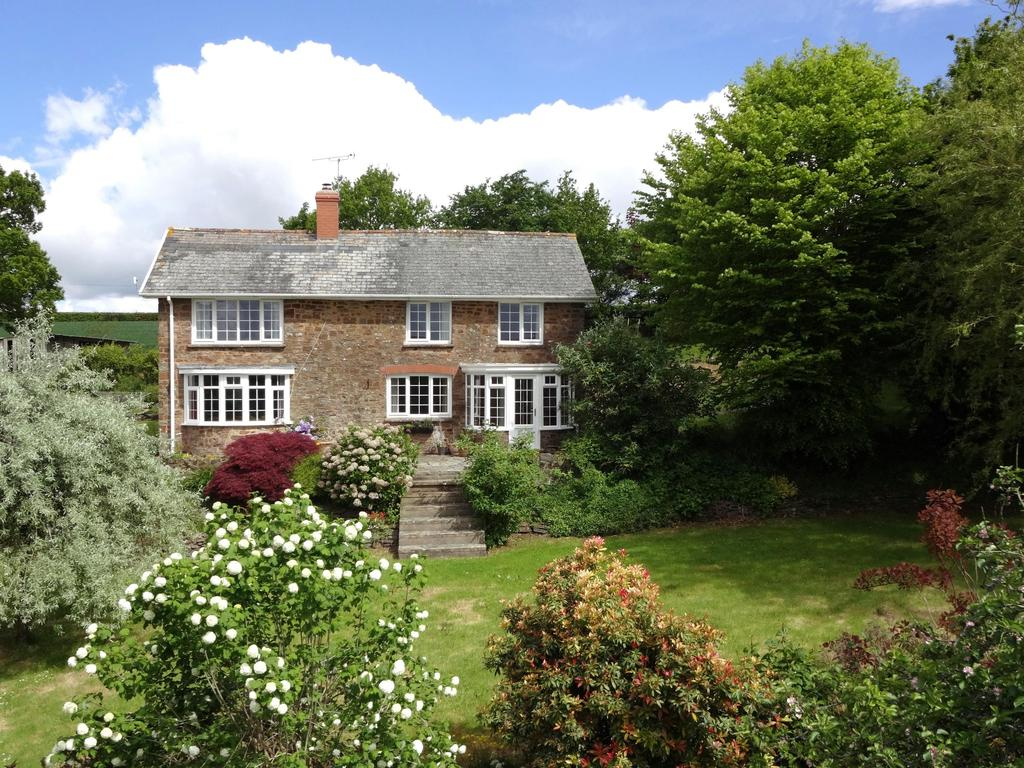 3 Bedrooms Detached House for sale in Bycott, Chulmleigh