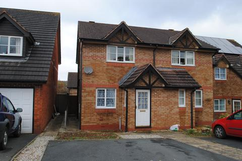 2 bedroom terraced house to rent - Manor View, Par