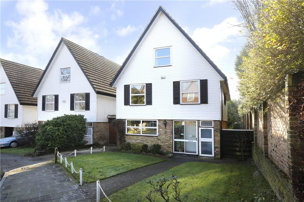 6 Bedrooms Semi Detached House for sale in Alfreton Close, Wimbledon Common, London, SW19