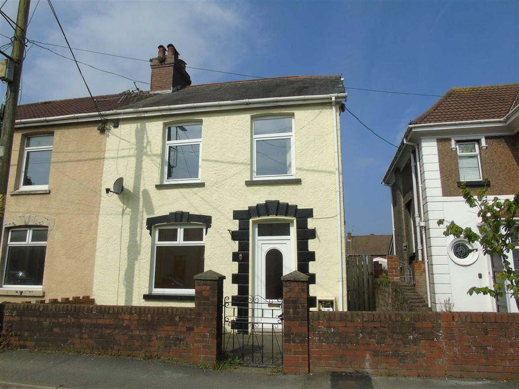3 Bedrooms Semi Detached House for sale in Brynelli, Dafen, Llanelli