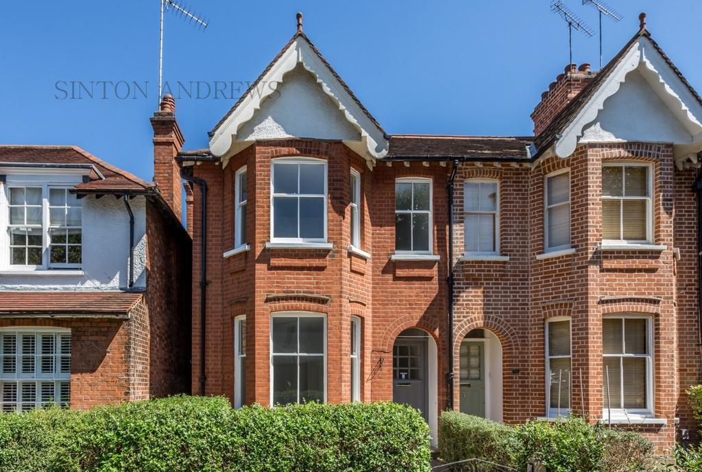 3 Bedrooms House for sale in Brunner Road, Ealing, W5