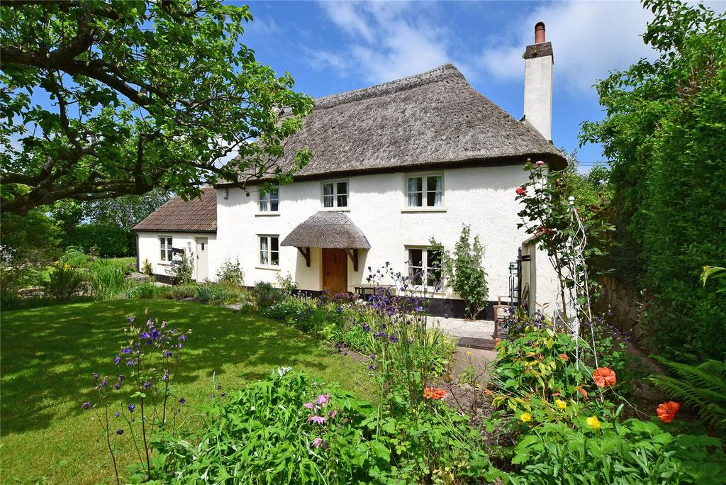 3 Bedrooms Detached House for sale in Payhembury, Honiton, Devon