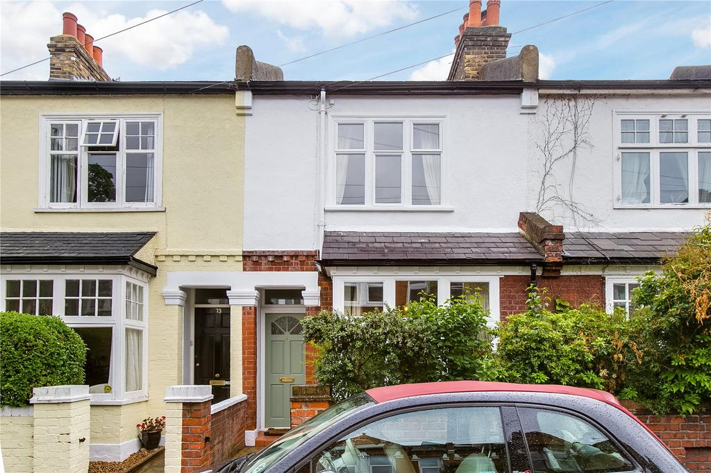 3 Bedrooms Terraced House for sale in Queens Road, East Sheen, London