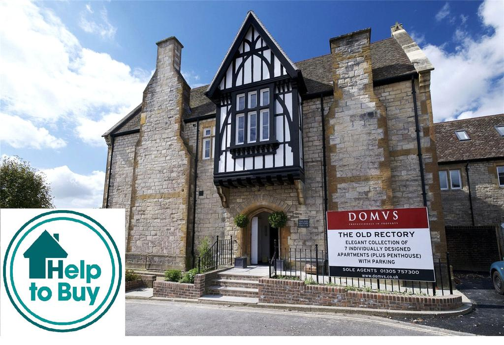 3 Bedrooms Penthouse Flat for sale in Somerleigh Road, Dorchester, Dorset