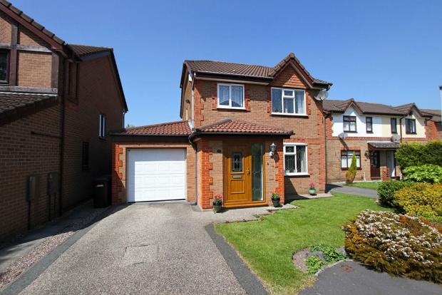 3 Bedrooms Detached House for sale in Coralin Way Ashton In Makerfield Wigan
