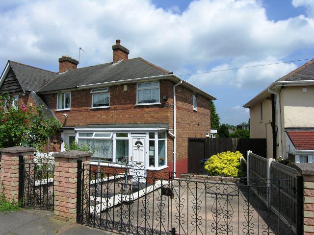 3 Bedrooms End Of Terrace House for sale in Plumstead Road,Kingstanding,Birmingham