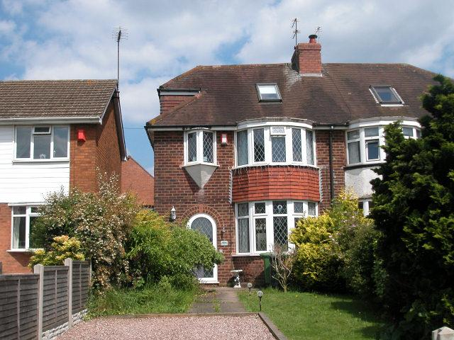 4 Bedrooms Semi Detached House for sale in Aldridge Road,Streetly,Sutton Coldfield
