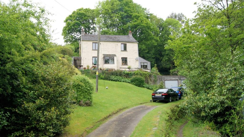 3 Bedrooms Cottage House for sale in Danescombe, Callington