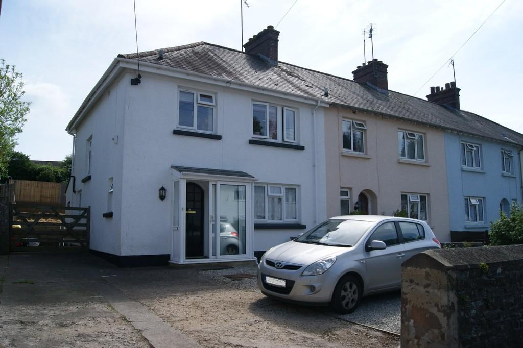 3 Bedrooms End Of Terrace House for sale in Fore Street, North Tawton