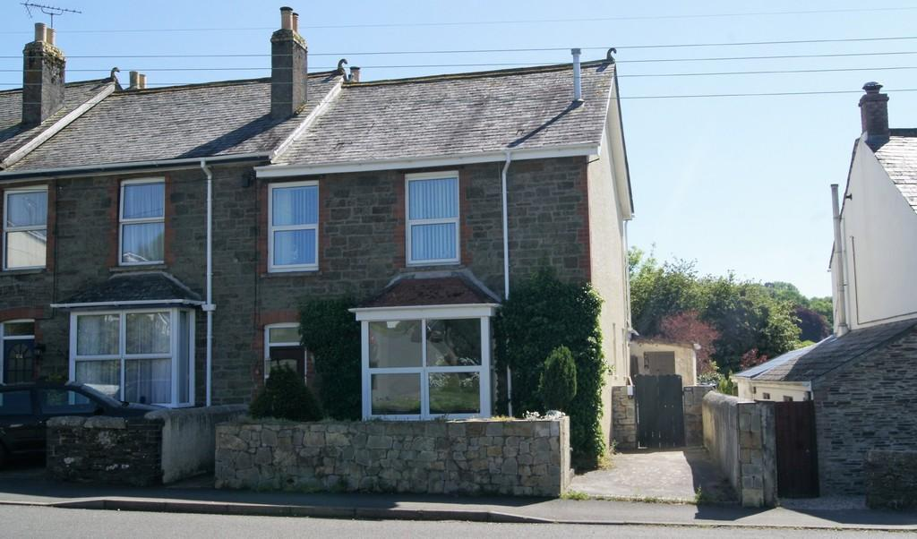 3 Bedrooms End Of Terrace House for sale in Whitchurch, Tavistock