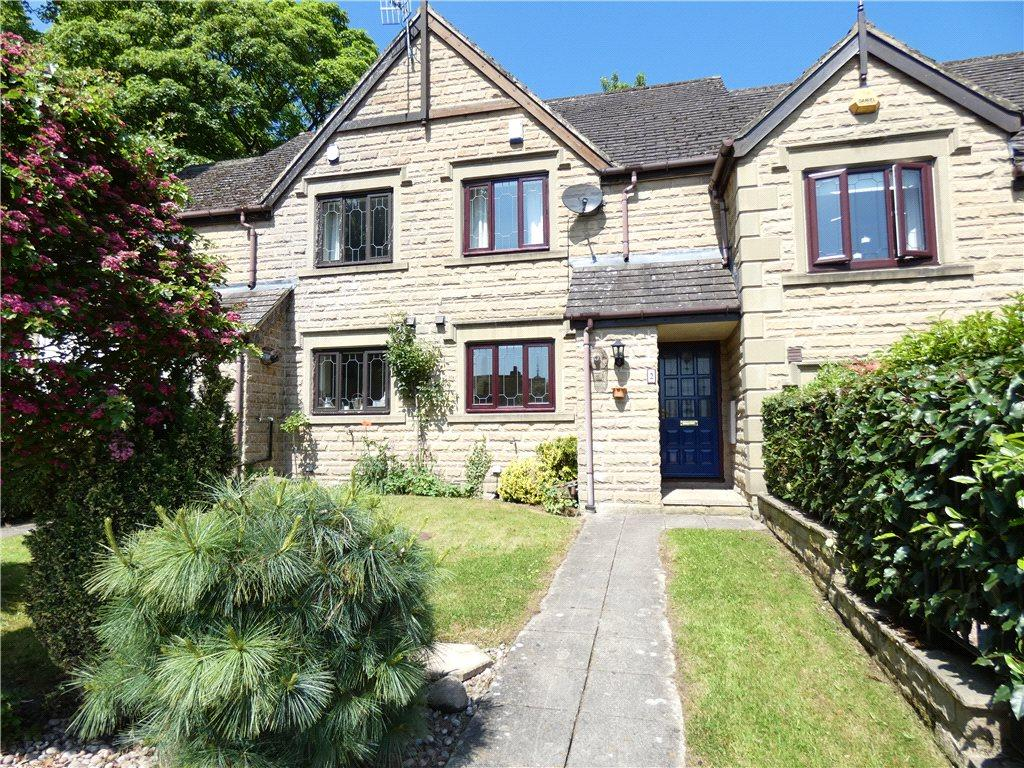 2 Bedrooms Terraced House for sale in Bescaby Grove, Baildon, West Yorkshire