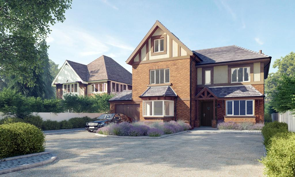 5 Bedrooms Detached House for sale in The Willows, St Bernards Road, Solihull, B92 7BH