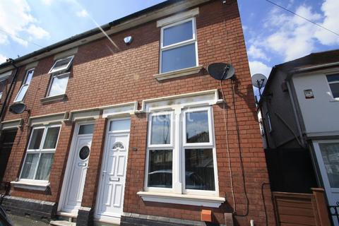 2 bedroom end of terrace house for sale - Crewe Street, Derby