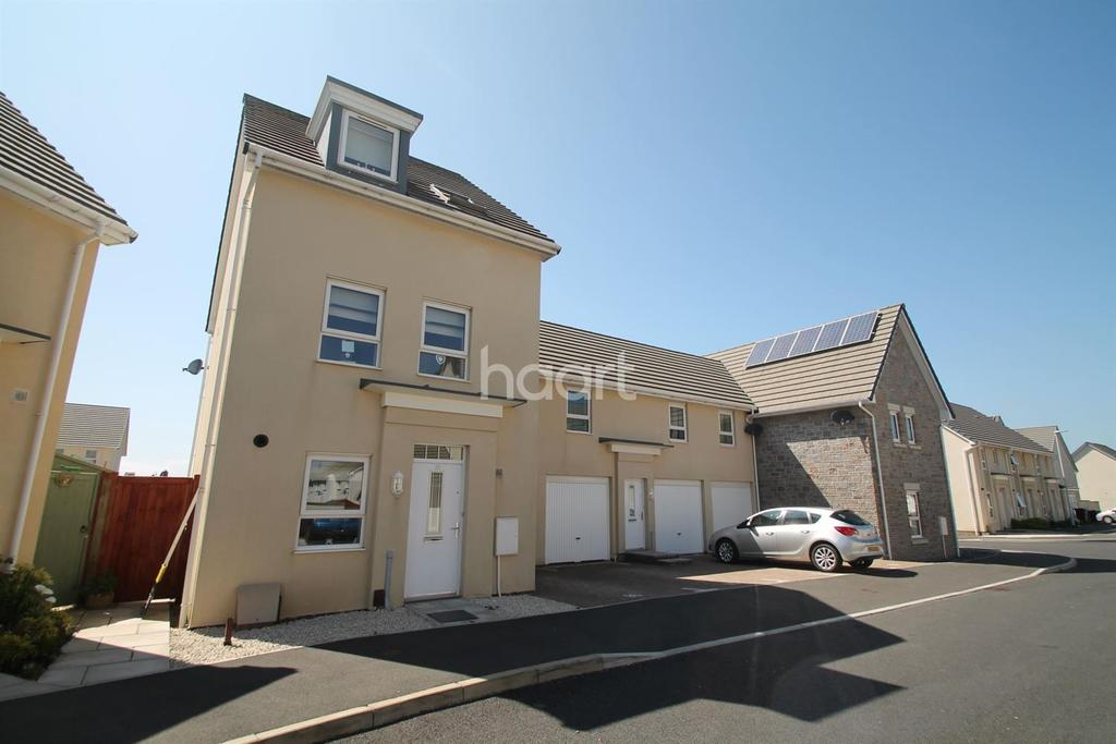 3 Bedrooms End Of Terrace House for sale in Unity Park, Higher Compton