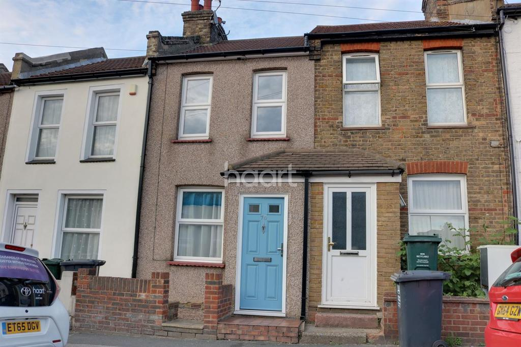 2 Bedrooms Terraced House for sale in St Vincents Road, Dartford, DA1