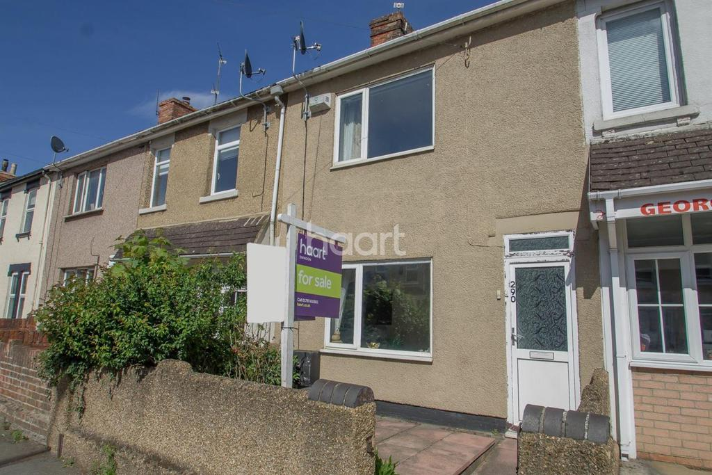 3 Bedrooms Terraced House for sale in Cricklade Road