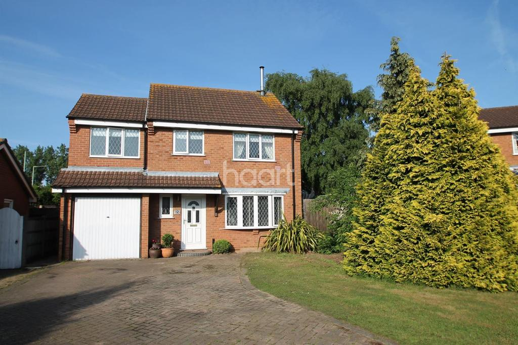 3 Bedrooms Detached House for sale in Fortress Rd, Carlton Colville