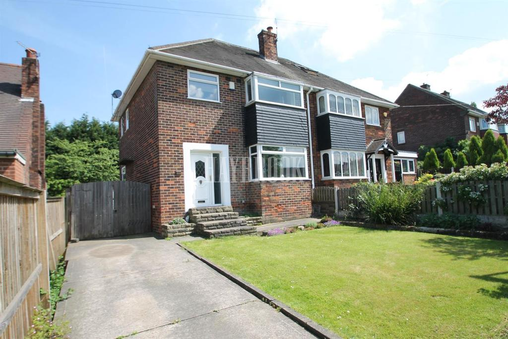 3 Bedrooms Semi Detached House for sale in Herringthorpe Valley Road, Rotherham