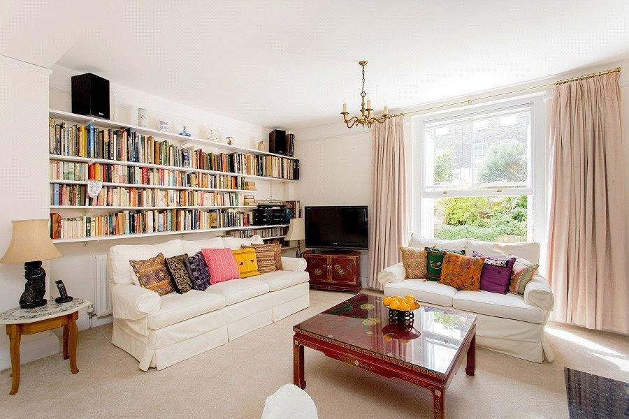 2 Bedrooms Flat for sale in Marsden Street, Kentish Town, London, NW5