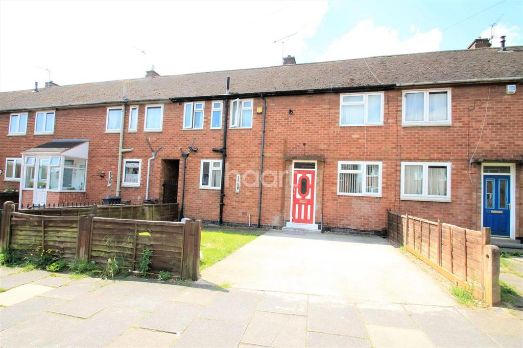 3 Bedrooms Terraced House for sale in Biddle Road, New Parks, Leicester