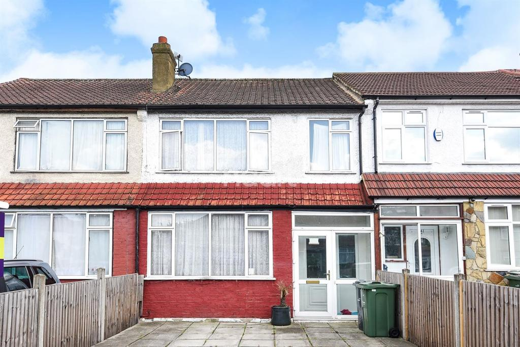 3 Bedrooms Terraced House for sale in Streatham Vale, Streatham, SW16