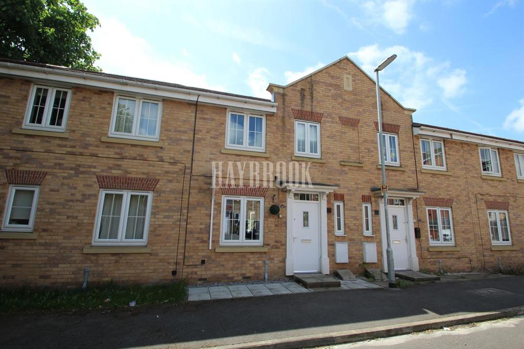 3 Bedrooms Terraced House for sale in Sheepcote Walk, Stairfoot