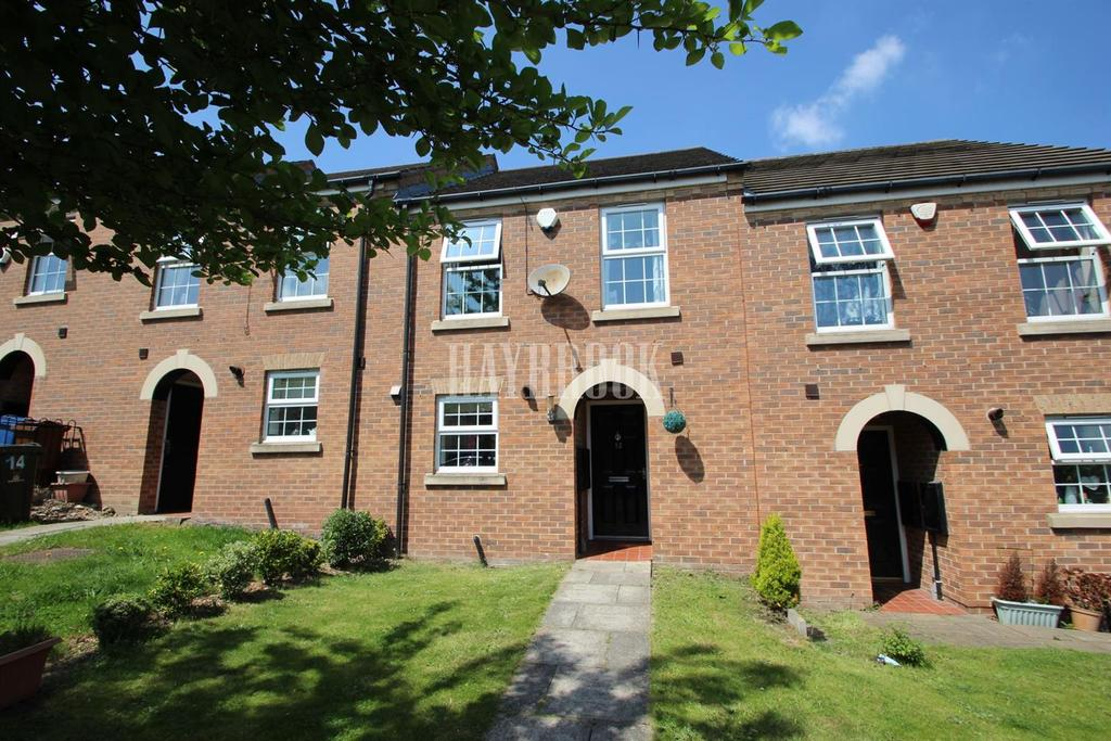 3 Bedrooms Terraced House for sale in Maple Close, Kendray