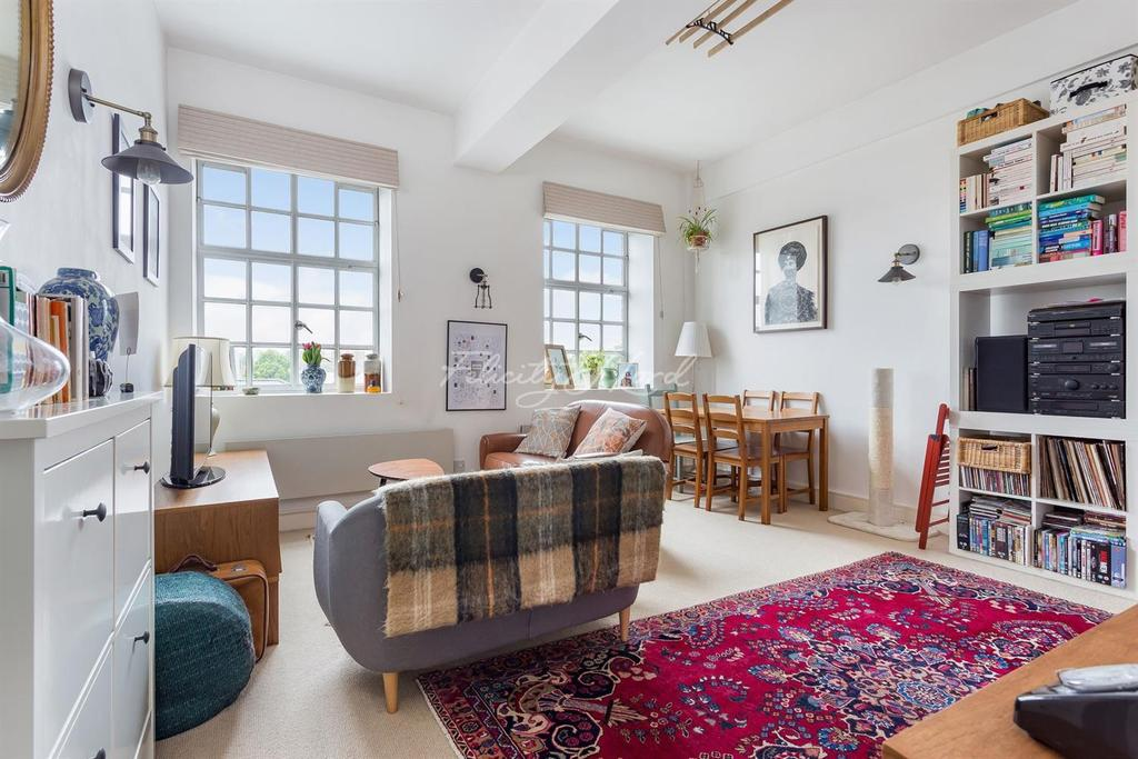 1 Bedroom Flat for sale in The Beaux Arts Building, Islington, N7