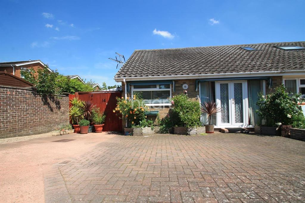 2 Bedrooms Bungalow for sale in Oatlands, Bar Hill