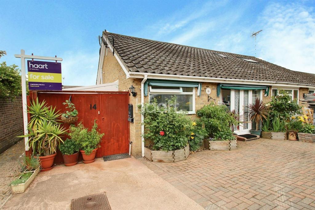 2 Bedrooms Bungalow for sale in Oatlands, Bar Hill