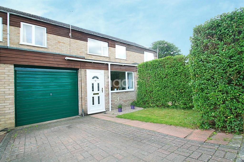 3 Bedrooms Terraced House for sale in Pheasant Rise, Bar Hill