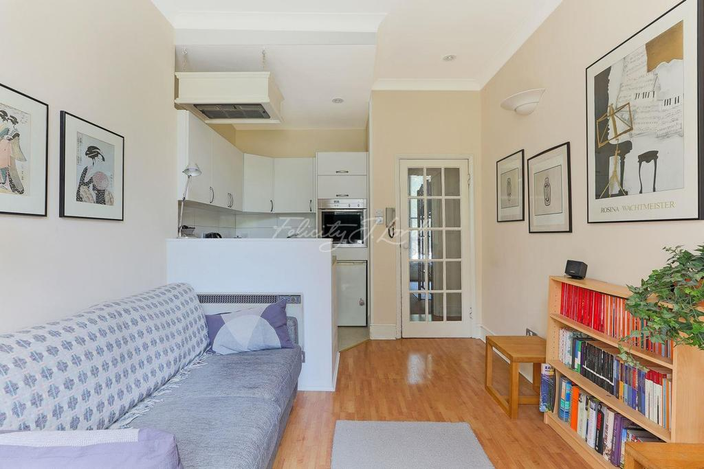 1 Bedroom Flat for sale in Barnsbury Street, Islington, N1