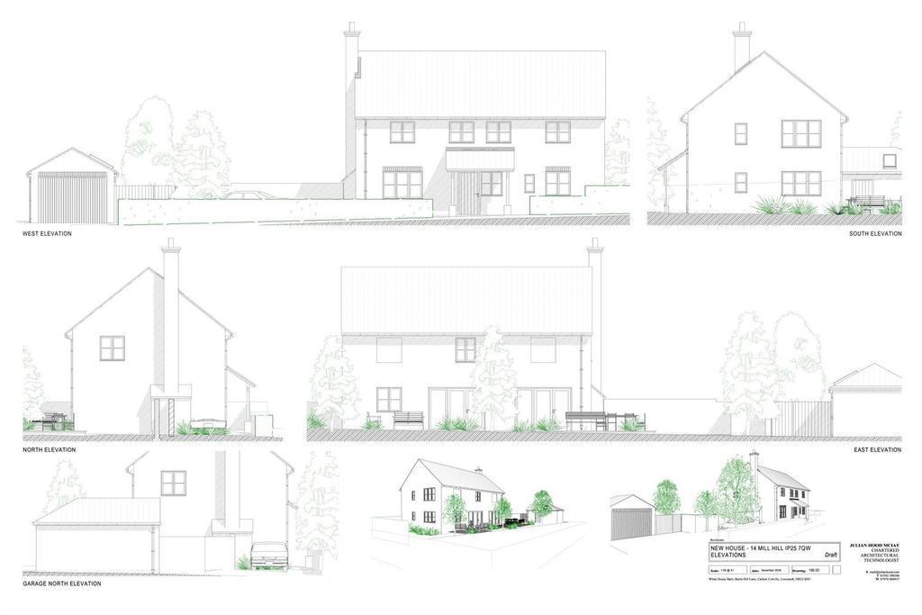 4 Bedrooms Detached House for sale in Bradenham, Thetford