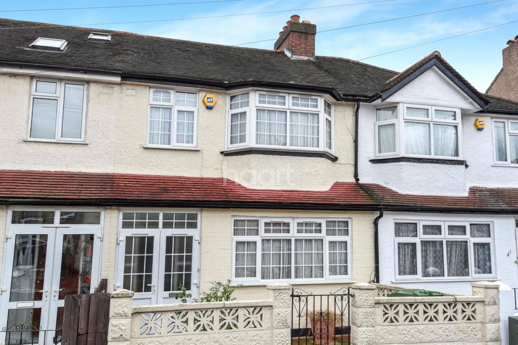 3 Bedrooms Terraced House for sale in Kynaston Road, Thornton Heath, CR7